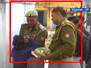 Dalit girl police uttar pradesh