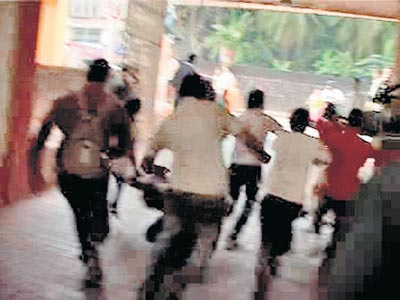 Mangalore pub attack 1