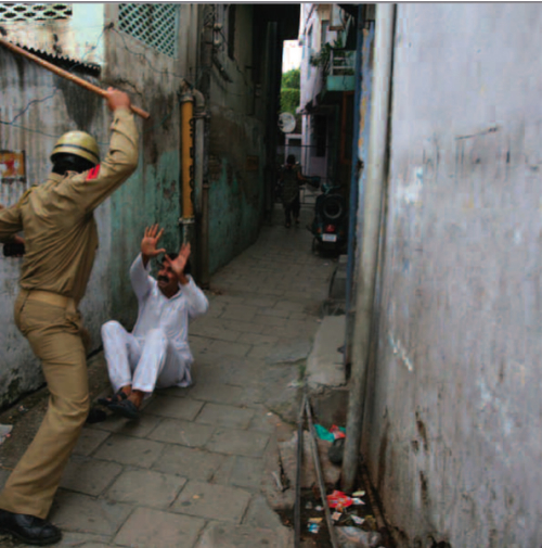 Police india human rights watch