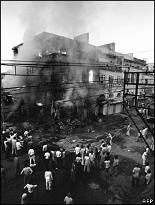 Dehli 1984 sikh massacre
