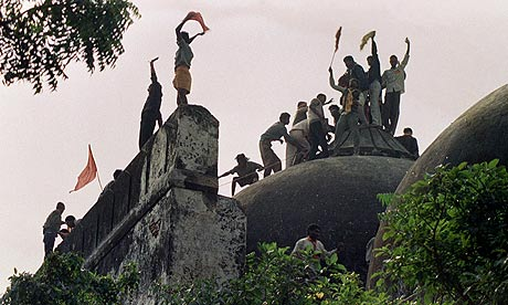 Babri-masjid-1992-ayodhya-hindu-right