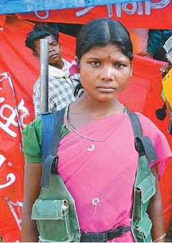 Operation gren hunt maoist adivasi woman