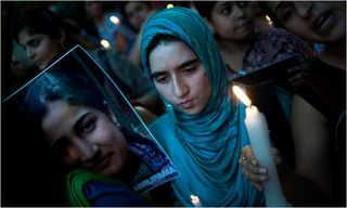 Honor killing protest nirupama pathak