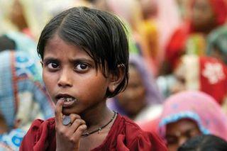 Dalit girl