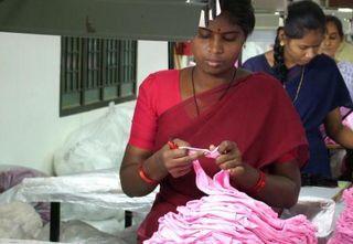 Garment worker tirupur