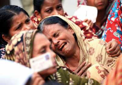 Bangladesh garment worker mother grieves tazreen fire