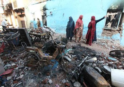 Dhule riots muslim