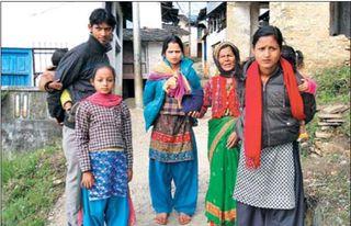 Dalit caste nepal