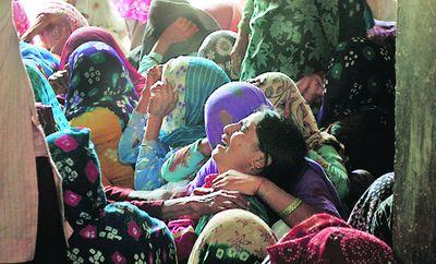 Dalit atrocity jaimal kumar haryana