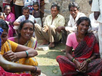 Dalits social boycott maharashtra village
