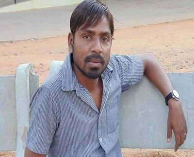 M-venkatesh dalit student suicide