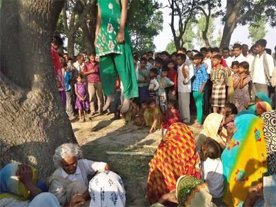 Dalit gang rape hanged uttar pradesh